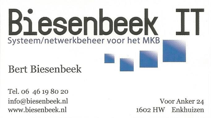 Biesenbeek IT