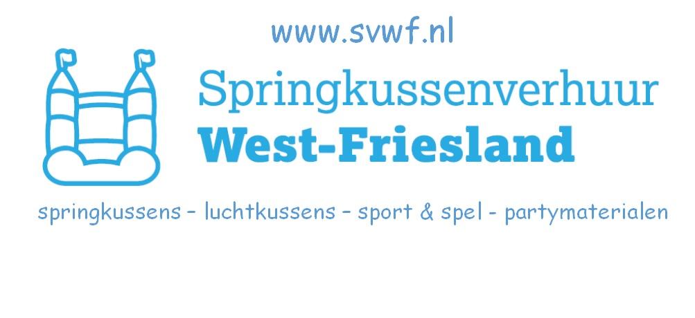 Springkussenverhuur West-Friesland